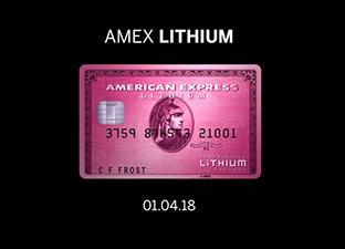 amex-lithium-card-launch